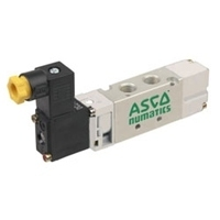 Zawór suwakowy ASCO NUMATICS 52000163
