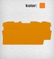 2002-1392 TOPJOBS ścianka końcowa pomarańczowa